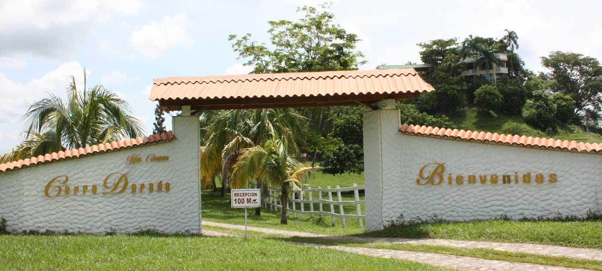 Hotel Cerro Dorado